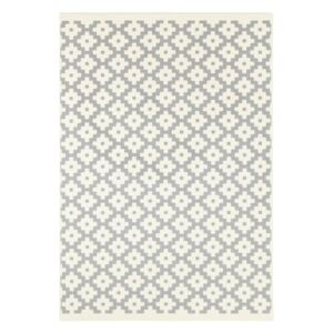 Hanse Home Collection koberce Kusový koberec Celebration 103449 Lattice Grey - 80x250 cm