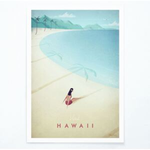 Hawaii plagát (A3)