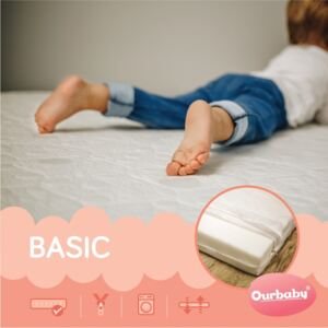 Matrace Ourbaby BASIC 160x80 cm
