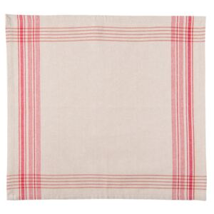 Textilné obrúsky Country Essentials red - 40 * 40 cm- sada 6ks