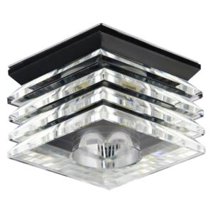 Emithor DOWNLIGHT G9/33W, CHROME/BLACK/CLEAR