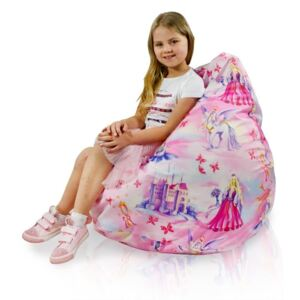 Sedací vak BAG Sako Design Princess - L