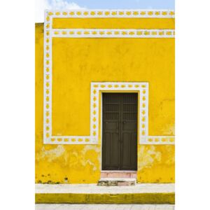 Umelecká fotografia The Yellow City II - Izamal, Philippe Hugonnard