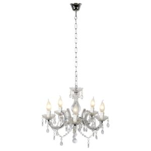 LUCIDE 78351/05/60 ARABESQUE luster 5xE14/40W Clear