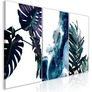 Obraz - Green Nature (Collection) 60x30