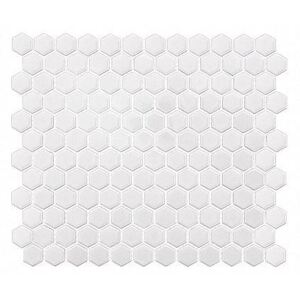 Dunin - MINI HEXAGON White (26 x 30 cm/1ks)