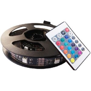 LED TV STRIP vč. USB adpt.,60cm,IP20,RGB (DX-LEDTV-RGB)