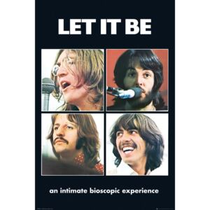 Plagát, Obraz - The Beatles - Let It Be, (61 x 91,5 cm)