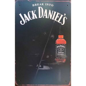 Ceduľa Jack Daniels - Break Into
