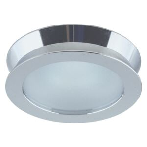 Emithor DOWNLIGHT GU10/50W,CHROME, FROSTED, IP54