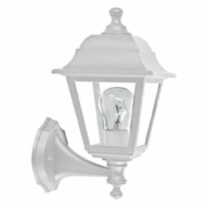 ACA DECOR Lantern White IP44