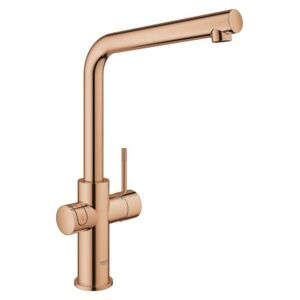 Drezová batéria Grohe Red Duo Warm Sunset 30327DA1