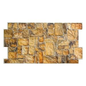 3D PVC obklad Natural Stone Panel (980 x 500 mm - 0,49 m2)