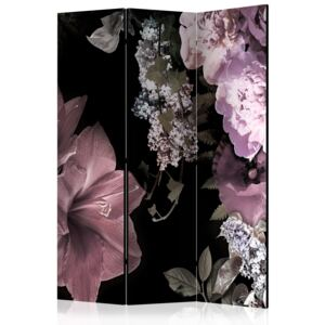 Paraván - Flowers from the Past [Room Dividers] 135x172