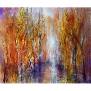 ...and autumn begins, (40 x 33.4 cm)