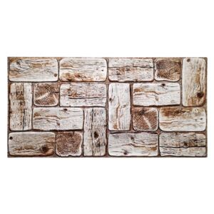 3D PVC obklad Provence Wood (960 x 480 mm - 0,47 m2)