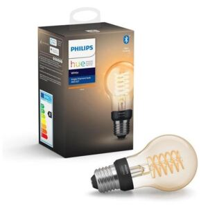 Philips Hue White Filament žiarovka E27 7W/550lm A60 2100K BlueTooth