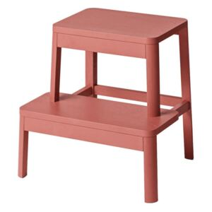 Million Stolička Arise Stool, coral