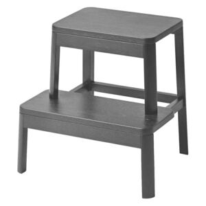 Million Stolička Arise Stool, black