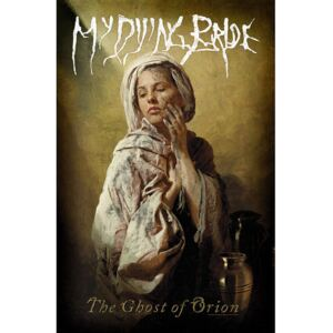 Textilný plagát My Dying Bride - The Ghost Of Orion