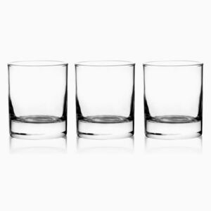 Lunasol - Poháre Tumbler 280 ml set 3 ks - Basic (321033)