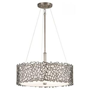 Elstead - ELS - SILVER CORAL - KL/SILCORAL/P/A