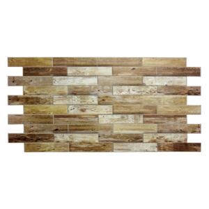 3D PVC obklad Dutch Oak (980 x 480 mm - 0,47 m2)