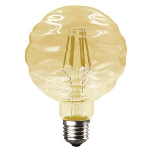 Diolamp Retro LED žiarovka Waft Gold