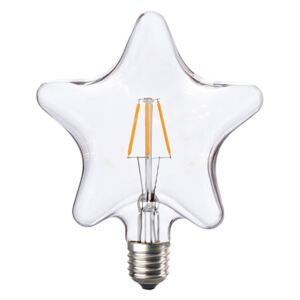 Diolamp Retro LED žiarovka Star