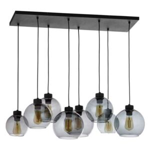 TK Lighting CUBUS GRAPHITE 4113 8 x E27