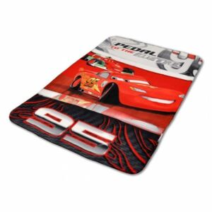 Deka fleece licenčná 100x150 - Cars Metal 2016