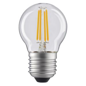 Diolamp Retro LED žiarovka Ball 6,5W/2700K/E27/800lm