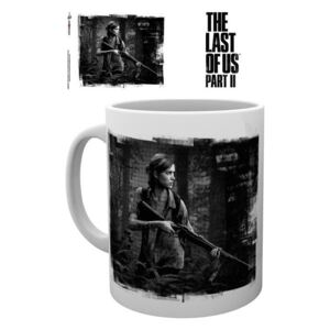 Hrnčeky The Last Of Us Part 2 - Black and White