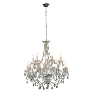 KARE DESIGN Luster Gioielli Crystal Clear 14-Branched