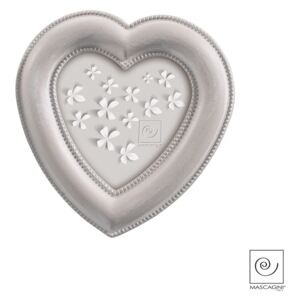 A260 TAUPE HEART 12,5x12,5