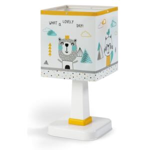 Stolná lampa DALBER HELLO LITTLE! 73241 multicolor