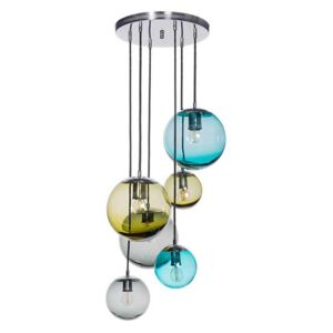 FAMLIGHT Bacan Mix Set of 6 Stainless Steel