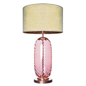 FAMLIGHT Chloe Table Lamp Brown Lister Copper