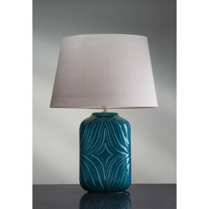 Stolní lampa Muse Turquoise