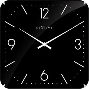 NeXtime Hodiny 3175 Basic Square Dome