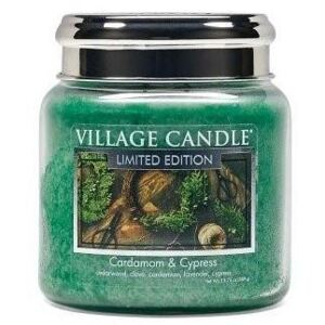 Sviečka Village Candle - Cardamom and Cypress 389 g