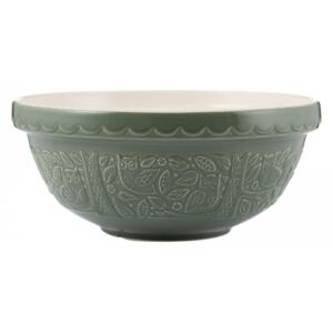 Porcelánová misa In the Forest Green Owl 2,7 l