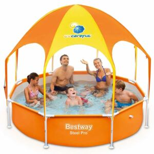 Bestway Bazén Splash-in-Shade, 244 x 51cm, 56432