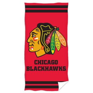 Osuška CHICAGO Blackhawks 70 x 140 cm