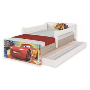 DO Posteľ Max Disney Cars 160x80