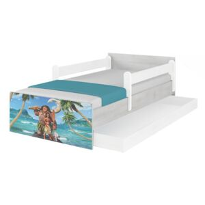 DO Posteľ Disney Max Moana 160x80