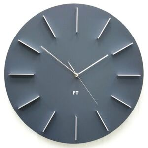 Future Time FT2010GY Round grey 40cm