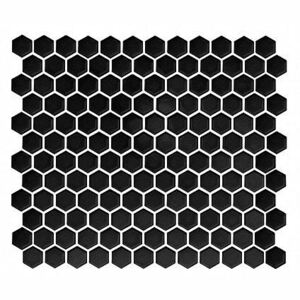 Dunin - MINI HEXAGON black (26 x 30cm/1ks)