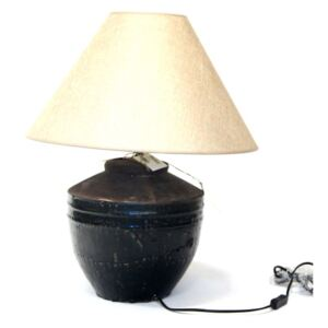 Lampa black Country