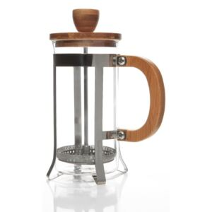 French Press zo skla Bambum Ginza, 350 ml